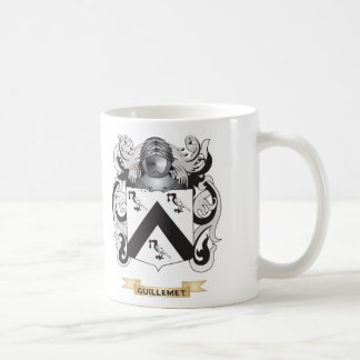 Guillemet Coat of Arms (Family Crest) Mug
