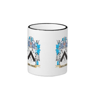 Guillemet Coat of Arms - Family Crest Mugs