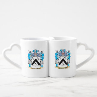 Guillemet Coat of Arms - Family Crest Lovers Mugs