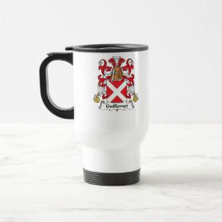 Guillemet Family Crest Coffee Mug