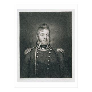 Guillermo Bainbridge (1774-1833) grabado por Tarjeta Postal