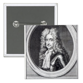 Guillermo Bentinck, 1r conde de Portland Pin Cuadrado