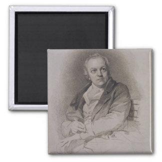Guillermo Blake (1757-1827) grabado por Luigi Schi Imán Cuadrado