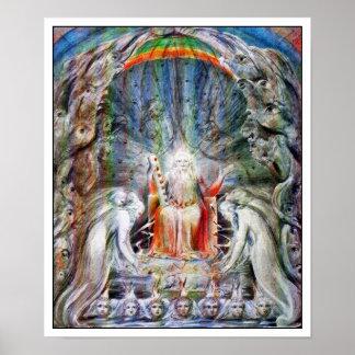 Guillermo Blake: Antes del trono divino Poster
