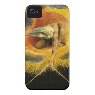 Guillermo Blake - antiguo de los días que pintan e iPhone 4 Carcasa