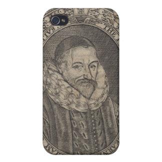 Guillermo Camden, c.1636 iPhone 4 Carcasa