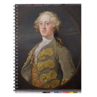 Guillermo Cavendish, marqués de Hartington, más ad Libretas