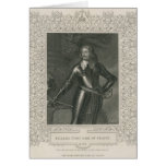 Guillermo Craven, 1r conde de Craven Felicitacion