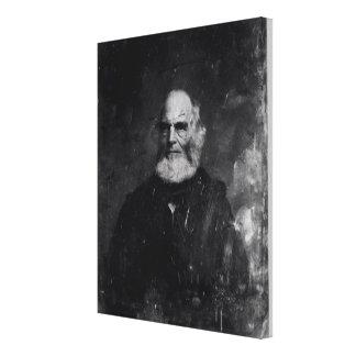 Guillermo Cullen Bryant c.1851-60 Impresión En Tela