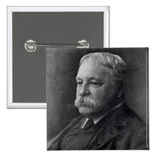 Guillermo D. Howells de la literatura Pin Cuadrado