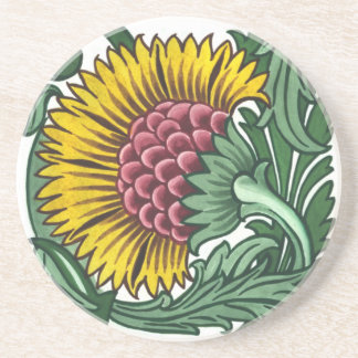 Guillermo de Morgan Tile Posavasos Diseño