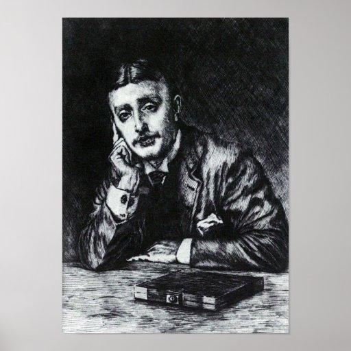 Guillermo Eglington de James Tissot Póster