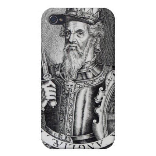 Guillermo el conquistador, 1618 iPhone 4 protectores