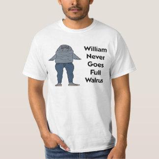 Guillermo la morsa camisas