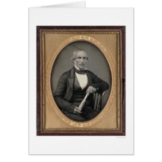 Guillermo Richardson. [CA 1854] Tarjetas