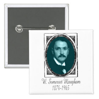 Guillermo Somerset Maugham Pins