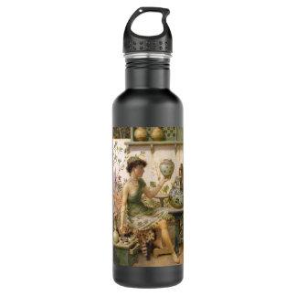Guillermo Stephen Coleman: La hija del alfarero Botella De Agua De Acero Inoxidable