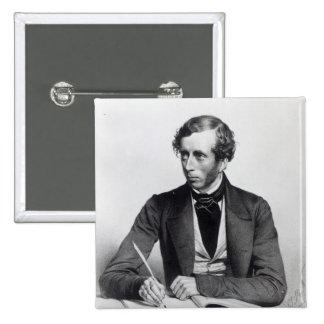 Guillermo Thompson 1849 Pin Cuadrado