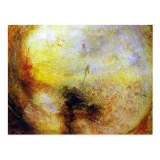 Guillermo Turner, luz y color (la teoría de los Tarjetas Postales