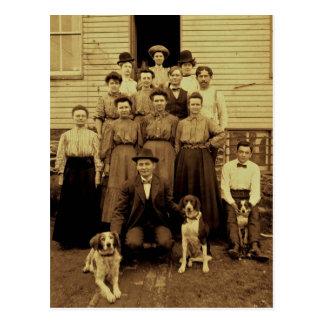 Guillermo una compañía tabacalera de Lahr circa 19 Postales