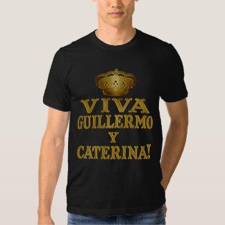 Guillermo y Caterina Boda Real Camisas y Mas T Shirt