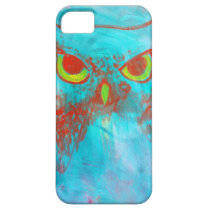 Guillo Perez 3 Owl iPhone SE/5/5s Case