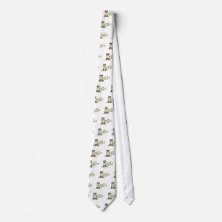 Guillotine Chop Neck Tie