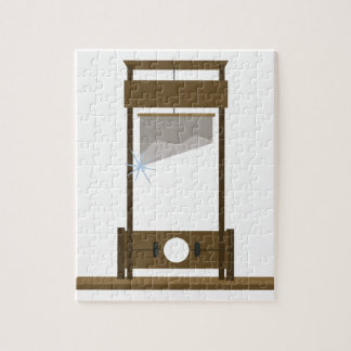 Guillotine Jigsaw Puzzle