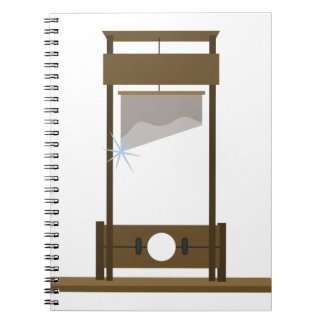 Guillotine Notebook
