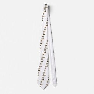 Guillotine Tie