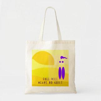 Guilt Free Shopping Bag