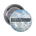 Guilt in the Unconscious - Basic 2 Inch Round Button