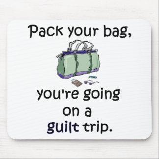 Guilt Trip Mouse Pad