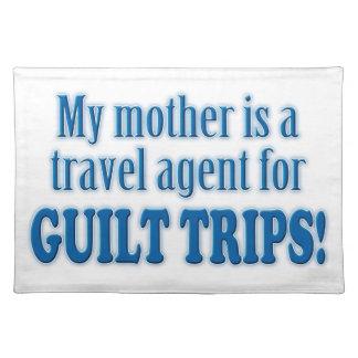 Guilt Trips Cloth Placemat