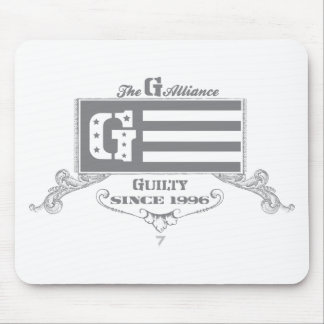 Guilty Alliance Mouse Pad