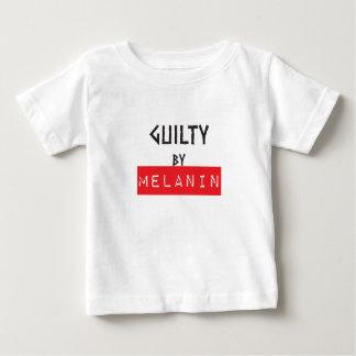 Guilty by Melanin Baby T-Shirt