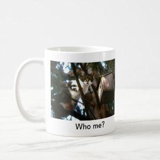 Guilty! Classic White Coffee Mug