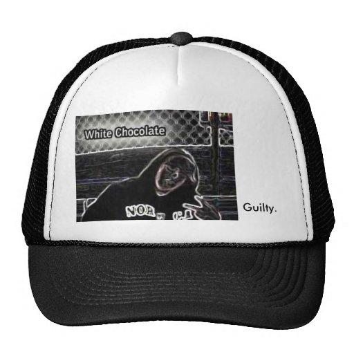 guilty hat.