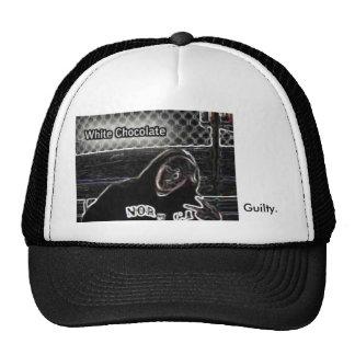 guilty hat. trucker hat