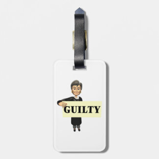 Guilty Tags For Bags