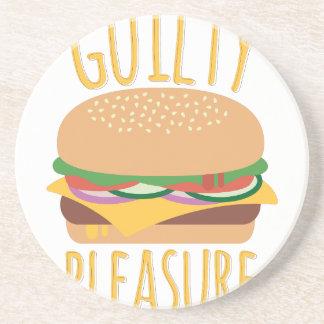 Guilty Pleasure Coaster