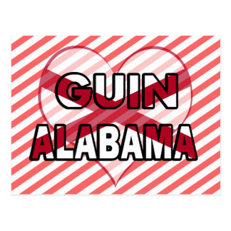 Guin, Alabama Postales