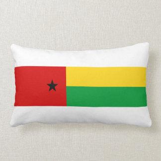 Guin largo del símbolo de la nación de la bandera cojín