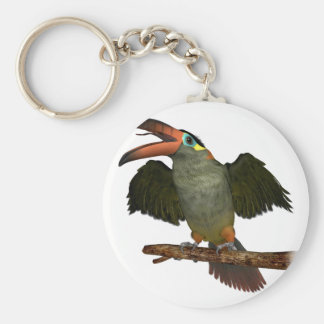 Guinan Toucanet Keychain
