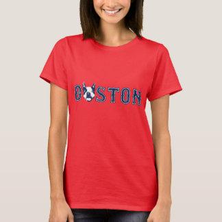 Guiñando Boston Terrier - Boston Playera