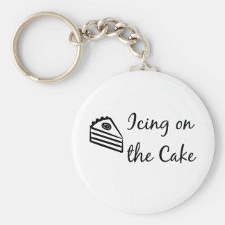 Guinda del pastel llavero