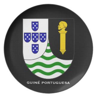 Guiné-Bissau Collectors Plate