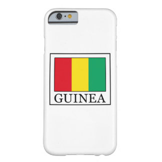 Guinea Barely There iPhone 6 Case