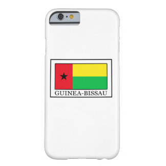 Guinea-Bissau Barely There iPhone 6 Case