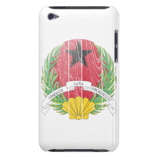 Guinea Bissau Coat Of Arms Barely There iPod Cover